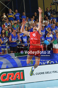 ITALIA vs SERBIA, 2019 FIVB Intercontinental Olympic Qualification Tournament - Men's Pool C IT, 11 agosto 2019. Foto: Michele Benda per VolleyFoto.it [riferimento file: 2019-08-11/ND5_7275]