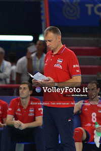 ITALIA vs SERBIA, 2019 FIVB Intercontinental Olympic Qualification Tournament - Men's Pool C IT, 11 agosto 2019. Foto: Michele Benda per VolleyFoto.it [riferimento file: 2019-08-11/ND5_7215]