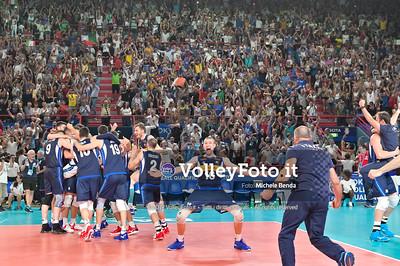 ITALIA vs SERBIA, 2019 FIVB Intercontinental Olympic Qualification Tournament - Men's Pool C IT, 11 agosto 2019. Foto: Michele Benda per VolleyFoto.it [riferimento file: 2019-08-11/NZ6_3055]