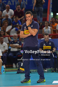 ITALIA vs SERBIA, 2019 FIVB Intercontinental Olympic Qualification Tournament - Men's Pool C IT, 11 agosto 2019. Foto: Michele Benda per VolleyFoto.it [riferimento file: 2019-08-11/ND5_7243]