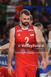 ITALIA vs SERBIA, 2019 FIVB Intercontinental Olympic Qualification Tournament - Men's Pool C IT, 11 agosto 2019. Foto: Michele Benda per VolleyFoto.it [riferimento file: 2019-08-11/ND5_7205]