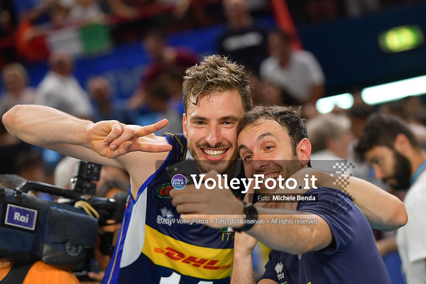 ITALIA vs SERBIA, 2019 FIVB Intercontinental Olympic Qualification Tournament - Men's Pool C IT, 11 agosto 2019. Foto: Michele Benda per VolleyFoto.it [riferimento file: 2019-08-11/ND5_7591]