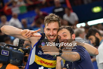 ITALIA vs SERBIA, 2019 FIVB Intercontinental Olympic Qualification Tournament - Men's Pool C IT, 11 agosto 2019. Foto: Michele Benda per VolleyFoto.it [riferimento file: 2019-08-11/ND5_7591]