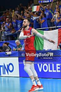 ITALIA vs SERBIA, 2019 FIVB Intercontinental Olympic Qualification Tournament - Men's Pool C IT, 11 agosto 2019. Foto: Michele Benda per VolleyFoto.it [riferimento file: 2019-08-11/ND5_7198]