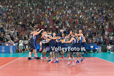 ITALIA vs SERBIA, 2019 FIVB Intercontinental Olympic Qualification Tournament - Men's Pool C IT, 11 agosto 2019. Foto: Michele Benda per VolleyFoto.it [riferimento file: 2019-08-11/NZ6_3047]