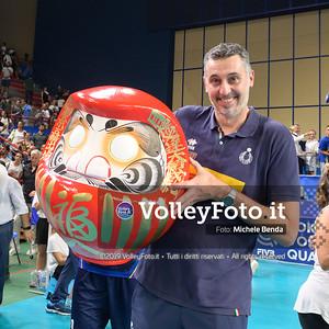 ITALIA vs SERBIA, 2019 FIVB Intercontinental Olympic Qualification Tournament - Men's Pool C IT, 11 agosto 2019. Foto: Michele Benda per VolleyFoto.it [riferimento file: 2019-08-11/NZ6_3357]
