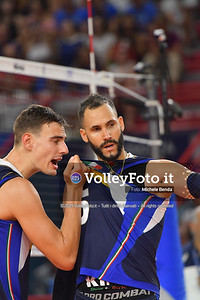 ITALIA vs SERBIA, 2019 FIVB Intercontinental Olympic Qualification Tournament - Men's Pool C IT, 11 agosto 2019. Foto: Michele Benda per VolleyFoto.it [riferimento file: 2019-08-11/ND5_7361]