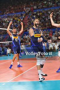 ITALIA vs SERBIA, 2019 FIVB Intercontinental Olympic Qualification Tournament - Men's Pool C IT, 11 agosto 2019. Foto: Michele Benda per VolleyFoto.it [riferimento file: 2019-08-11/ND5_7468]