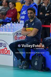 ITALIA - REP. DOMINICANA / VNL Volleyball Nations League 2019 Women's - Pool 5, Week 2 IT, 28 maggio 2019 - Foto: Michele Benda per VolleyFoto.it [Riferimento file: 2019-05-28/ND5_8030]