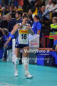 ITALIA - REP. DOMINICANA / VNL Volleyball Nations League 2019 Women's - Pool 5, Week 2 IT, 28 maggio 2019 - Foto: Michele Benda per VolleyFoto.it [Riferimento file: 2019-05-28/ND5_8043]