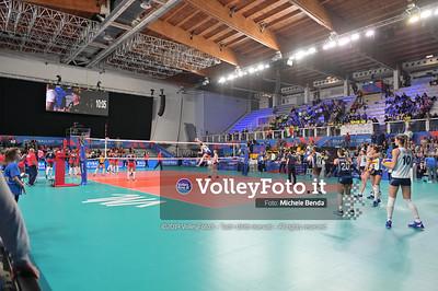 ITALIA - REP. DOMINICANA / VNL Volleyball Nations League 2019 Women's - Pool 5, Week 2 IT, 28 maggio 2019 - Foto: Michele Benda per VolleyFoto.it [Riferimento file: 2019-05-28/NZ6_7466]