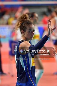ITALIA - REP. DOMINICANA / VNL Volleyball Nations League 2019 Women's - Pool 5, Week 2 IT, 28 maggio 2019 - Foto: Michele Benda per VolleyFoto.it [Riferimento file: 2019-05-28/ND5_8050]