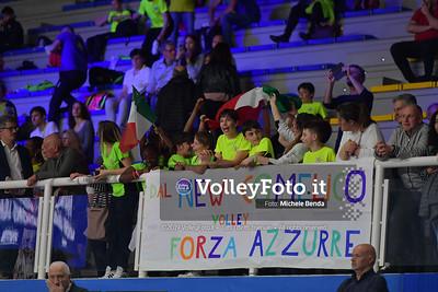 ITALIA - REP. DOMINICANA / VNL Volleyball Nations League 2019 Women's - Pool 5, Week 2 IT, 28 maggio 2019 - Foto: Michele Benda per VolleyFoto.it [Riferimento file: 2019-05-28/ND5_8022]