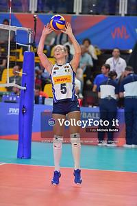 ITALIA - REP. DOMINICANA / VNL Volleyball Nations League 2019 Women's - Pool 5, Week 2 IT, 28 maggio 2019 - Foto: Michele Benda per VolleyFoto.it [Riferimento file: 2019-05-28/ND5_7996]