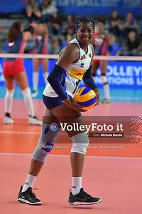 ITALIA - REP. DOMINICANA / VNL Volleyball Nations League 2019 Women's - Pool 5, Week 2 IT, 28 maggio 2019 - Foto: Michele Benda per VolleyFoto.it [Riferimento file: 2019-05-28/ND5_8009]