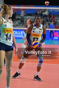 ITALIA - REP. DOMINICANA / VNL Volleyball Nations League 2019 Women's - Pool 5, Week 2 IT, 28 maggio 2019 - Foto: Michele Benda per VolleyFoto.it [Riferimento file: 2019-05-28/ND5_8007]