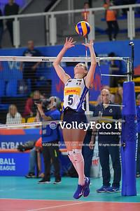ITALIA - REP. DOMINICANA / VNL Volleyball Nations League 2019 Women's - Pool 5, Week 2 IT, 28 maggio 2019 - Foto: Michele Benda per VolleyFoto.it [Riferimento file: 2019-05-28/ND5_8060]