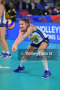 ITALIA - REP. DOMINICANA / VNL Volleyball Nations League 2019 Women's - Pool 5, Week 2 IT, 28 maggio 2019 - Foto: Michele Benda per VolleyFoto.it [Riferimento file: 2019-05-28/ND5_8000]
