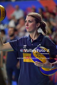 ITALIA - REP. DOMINICANA / VNL Volleyball Nations League 2019 Women's - Pool 5, Week 2 IT, 28 maggio 2019 - Foto: Michele Benda per VolleyFoto.it [Riferimento file: 2019-05-28/ND5_8032]