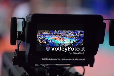 ITALIA - REP. DOMINICANA / VNL Volleyball Nations League 2019 Women's - Pool 5, Week 2 IT, 28 maggio 2019 - Foto: Michele Benda per VolleyFoto.it [Riferimento file: 2019-05-28/ND5_8048]