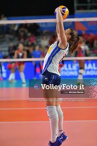 ITALIA - REP. DOMINICANA / VNL Volleyball Nations League 2019 Women's - Pool 5, Week 2 IT, 28 maggio 2019 - Foto: Michele Benda per VolleyFoto.it [Riferimento file: 2019-05-28/ND5_8040]