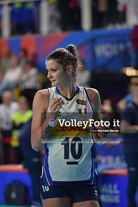 ITALIA - REP. DOMINICANA / VNL Volleyball Nations League 2019 Women's - Pool 5, Week 2 IT, 28 maggio 2019 - Foto: Michele Benda per VolleyFoto.it [Riferimento file: 2019-05-28/ND5_8047]