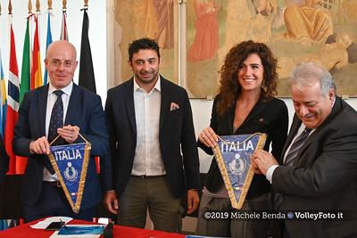 Luigi ROSSETTI, MANFREDI Giuseppe, MAZZANTI Davide, e PASTORELLI Clara