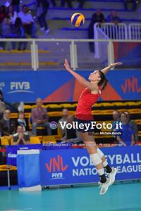 USA-SERBIA / VNL Volleyball Nations League 2019 Women's - Pool 5, Week 2 IT, 28 maggio 2019 - Foto: Michele Benda per VolleyFoto.it [Riferimento file: 2019-05-28/ND5_7471]