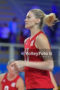 USA-SERBIA / VNL Volleyball Nations League 2019 Women's - Pool 5, Week 2 IT, 28 maggio 2019 - Foto: Michele Benda per VolleyFoto.it [Riferimento file: 2019-05-28/ND5_7456]