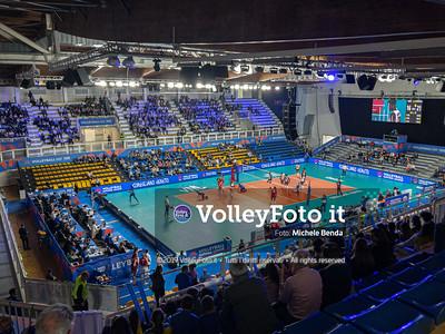 SERBIA - REP. DOMINICANA / VNL Volleyball Nations League 2019 Women's - Pool 5, Week 2 IT, 29 maggio 2019 - Foto: Michele Benda per VolleyFoto.it [Riferimento file: 2019-05-29/APC_1848]