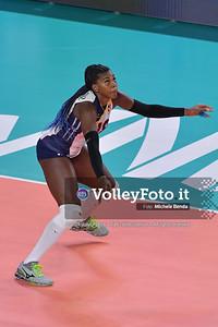 SERBIA - REP. DOMINICANA / VNL Volleyball Nations League 2019 Women's - Pool 5, Week 2 IT, 29 maggio 2019 - Foto: Michele Benda per VolleyFoto.it [Riferimento file: 2019-05-29/ND5_8863]