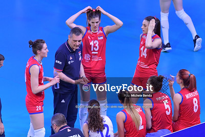SERBIA - REP. DOMINICANA / VNL Volleyball Nations League 2019 Women's - Pool 5, Week 2 IT, 29 maggio 2019 - Foto: Michele Benda per VolleyFoto.it [Riferimento file: 2019-05-29/ND5_8823]