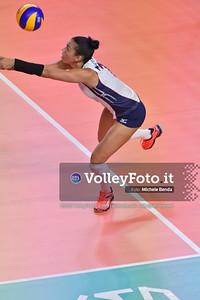 SERBIA - REP. DOMINICANA / VNL Volleyball Nations League 2019 Women's - Pool 5, Week 2 IT, 29 maggio 2019 - Foto: Michele Benda per VolleyFoto.it [Riferimento file: 2019-05-29/ND5_8838]