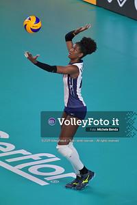 SERBIA - REP. DOMINICANA / VNL Volleyball Nations League 2019 Women's - Pool 5, Week 2 IT, 29 maggio 2019 - Foto: Michele Benda per VolleyFoto.it [Riferimento file: 2019-05-29/ND5_8807]