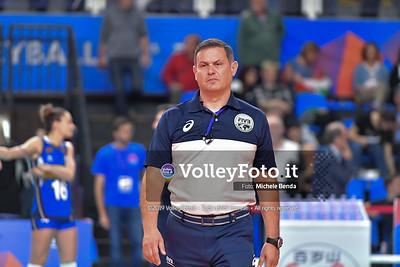 USA - ITALIA / VNL Volleyball Nations League 2019 Women's - Pool 5, Week 2 IT, 29 maggio 2019 - Foto: Michele Benda per VolleyFoto.it [Riferimento file: 2019-05-29/ND5_9094]