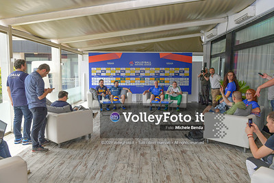 VNL / Volleyball Nations League 2019 Women's - Pool 13, Week 4. IT, 10 giugno 2019 - Foto: Michele Benda per VolleyFoto.it [Riferimento file: 2019-06-10/ND5_3583]