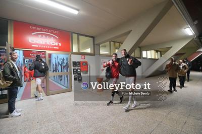 Sir Sicoma Monini PERUGIA vs Benfica LISBOA, 4th round, Pool D - Leg 1, CEV Volleyball Champions League 2020 presso PalaBarton Perugia IT, 4 dicembre 2019. Foto: Michele Benda [riferimento file: 2019-12-04/_NZ69216]