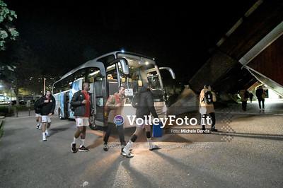 Sir Sicoma Monini PERUGIA vs Benfica LISBOA, 4th round, Pool D - Leg 1, CEV Volleyball Champions League 2020 presso PalaBarton Perugia IT, 4 dicembre 2019. Foto: Michele Benda [riferimento file: 2019-12-04/_NZ69204]