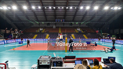 Sir Sicoma Monini PERUGIA vs TOURS VB, 4th round, Pool D - Leg 4, CEV Volleyball Champions League 2020 presso PalaBarton Perugia IT, 29 gennaio 2020. Foto: Michele Benda [riferimento file: 2020-01-29/NZ6_2442]
