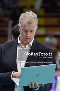Sir Sicoma Monini PERUGIA vs TOURS VB, 4th round, Pool D - Leg 4, CEV Volleyball Champions League 2020 presso PalaBarton Perugia IT, 29 gennaio 2020. Foto: Michele Benda [riferimento file: 2020-01-29/ND5_3730]