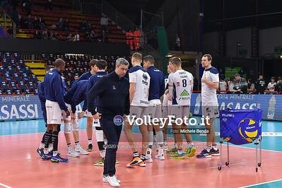 Sir Sicoma Monini PERUGIA vs TOURS VB, 4th round, Pool D - Leg 4, CEV Volleyball Champions League 2020 presso PalaBarton Perugia IT, 29 gennaio 2020. Foto: Michele Benda [riferimento file: 2020-01-29/ND5_3700]