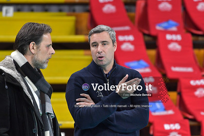 Sir Sicoma Monini PERUGIA vs TOURS VB, 4th round, Pool D - Leg 4, CEV Volleyball Champions League 2020 presso PalaBarton Perugia IT, 29 gennaio 2020. Foto: Michele Benda [riferimento file: 2020-01-29/ND5_3711]