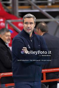 Sir Sicoma Monini PERUGIA vs TOURS VB, 4th round, Pool D - Leg 4, CEV Volleyball Champions League 2020 presso PalaBarton Perugia IT, 29 gennaio 2020. Foto: Michele Benda [riferimento file: 2020-01-29/ND5_3706]