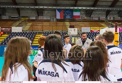 Sir Safety Sicoma PERUGIA - ČEZ KARLOVARSKO