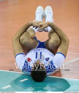 DHL Modena - Halkbank Ankara Playoff12 - 2016 CEV DenizBank Volleyball Champions League - Men,  PalaPanini Modena IT, 03.03.2016 FOTO: Elena Zanutto © 2016 Volleyfoto.it, all rights reserved [id:20160303.4B2A9293]