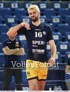 DHL Modena - Halkbank Ankara Playoff12 - 2016 CEV DenizBank Volleyball Champions League - Men,  PalaPanini Modena IT, 03.03.2016 FOTO: Elena Zanutto © 2016 Volleyfoto.it, all rights reserved [id:20160303.4B2A9260]