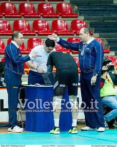 Calzedonia VERONA - Galatasaray HDI ISTANBUL 8th Final - Home match, 2016 CEV Volleyball Challenge Cup - Men.  PalaOlimpia Verona IT, 20.01.2016 FOTO: Daniele Celesti © 2016 Volleyfoto.it, all rights reserved [id:20160120.Calzedonia Verona - Galatasaray-34]