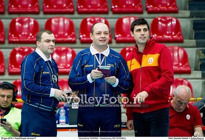 Calzedonia VERONA - Galatasaray HDI ISTANBUL 8th Final - Home match, 2016 CEV Volleyball Challenge Cup - Men.  PalaOlimpia Verona IT, 20.01.2016 FOTO: Daniele Celesti © 2016 Volleyfoto.it, all rights reserved [id:20160120.Calzedonia Verona - Galatasaray-8]