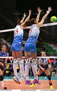 «Dinamo MOSCOW - Imoco Volley CONEGLIANO»