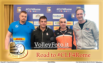 Road to #CLF4Rome